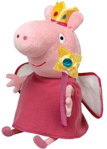 Giocattolo Peluche Peppa Pig Principessa Fate Ty