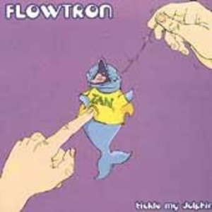CD Tickle My Dolphin di Flowtron