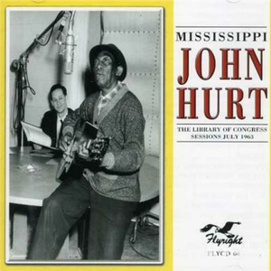 CD Avalon Blues di Mississippi John Hurt