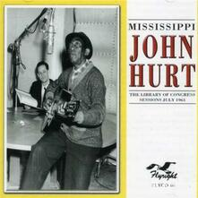 Avalon Blues - CD Audio di Mississippi John Hurt