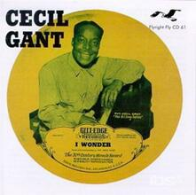 Cecil Gant - CD Audio di Cecil Gant
