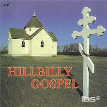 Hillbilly Gospel - CD Audio