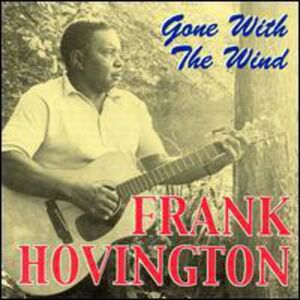 CD Gone With The Wind di Frank Hovington