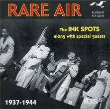Rare Air.ink Spots 1937 - CD Audio di Ink Spots