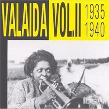 Valaida Volume 2 - CD Audio di Valaida