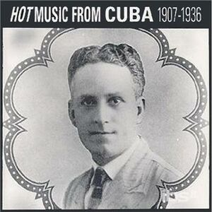CD Hot Music from Cuba