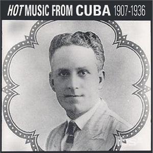 CD Hot Music from Cuba