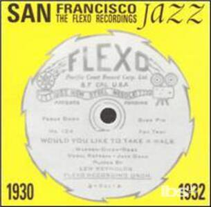 San Francisco Jazz - CD Audio