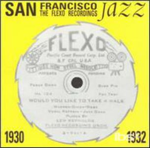 CD San Francisco Jazz