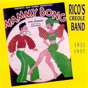 CD 1931-1937 di Rico's Creole Band