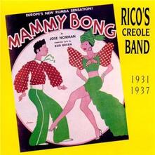 1931-1937 - CD Audio di Rico's Creole Band