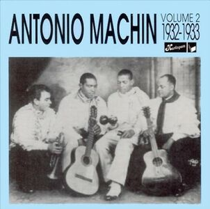 CD Vol.2: 1932-1933 di Antonio Machin