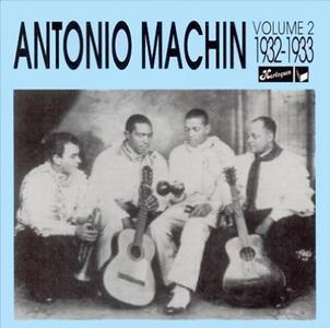 CD Vol.2: 1932-1933 di Antonio Machin