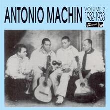 Vol.2: 1932-1933 - CD Audio di Antonio Machin