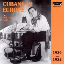 Cubans in Europe - CD Audio