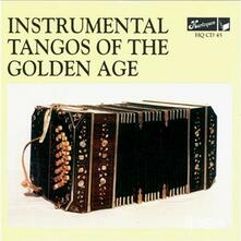 Instrumental Tangos - CD Audio
