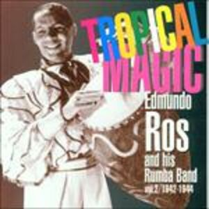 CD Tropical Magic di Edmundo Ros