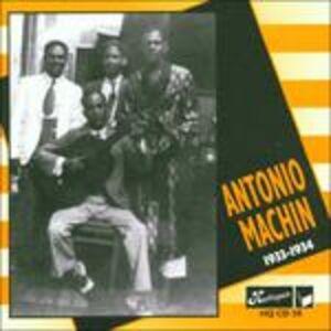CD 1933-1934 di Antonio Machin