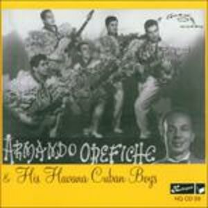 Foto Cover di And His Havana Cuban Boys, CD di Armando Orefiche, prodotto da Harlequin