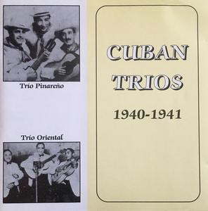 CD Cuban Trios 1940.1941