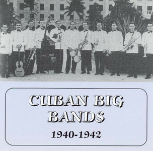 CD Cuban Big Bands