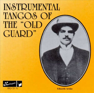 CD Instrumental Tangos