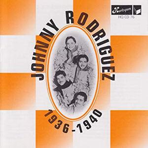 CD 1936-1940 di Johnny Rodriguez