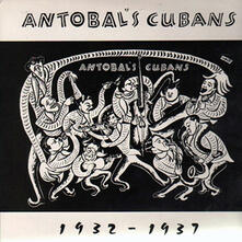 1932-1937 - Vinile LP di Antobal's Cubans