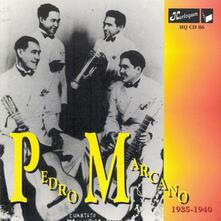 1935-1940 - CD Audio di Pedro Marcano
