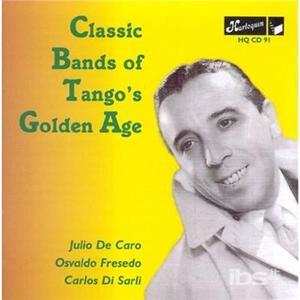 Classic Bands of Tango's - CD Audio