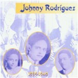 Foto Cover di 1935-1940, CD di Johnny Rodriguez, prodotto da Harlequin