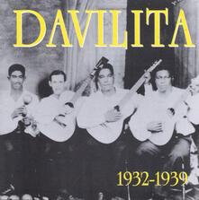 1932-1939 - CD Audio di Davilita