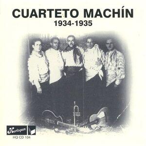 CD 1934-1935 di Cuarteto Machin