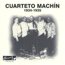 1934-1935 - CD Audio di Cuarteto Machin