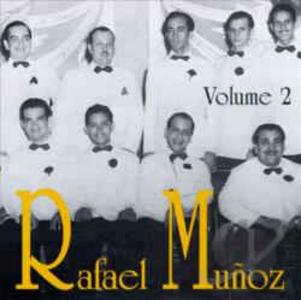CD Vol.2 di Rafael Muñoz