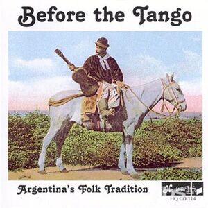 CD Before the Tango