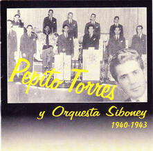 1940-1943 - CD Audio di Pepito Torres