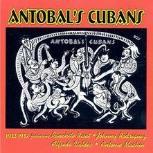 1932-1937 - CD Audio di Antobal's Cubans