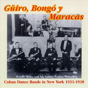 Foto Cover di Guiro, Bongo Y Maracas, CD di  prodotto da Harlequin