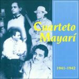 1941-1942 - CD Audio di Cuarteto Mayari