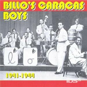 1941-1944 - CD Audio di Billo's Caracas Boys