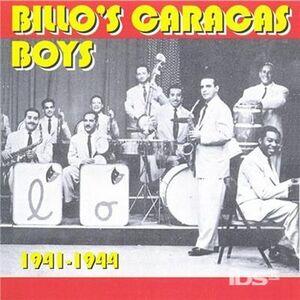 CD 1941-1944 di Billo's Caracas Boys