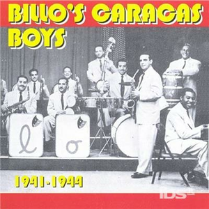 CD 1941-1944 di Billo's Caracas Boys