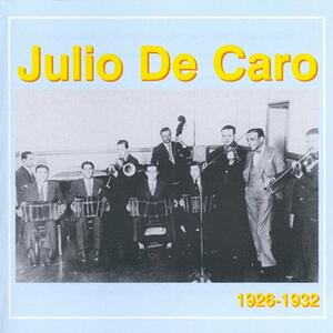 1926-32 - CD Audio di Julio De Caro