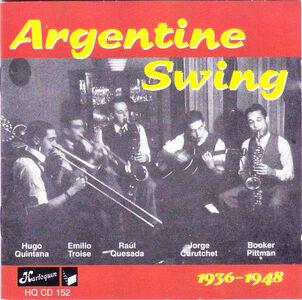 Foto Cover di Argentine Swing, CD di  prodotto da Harlequin