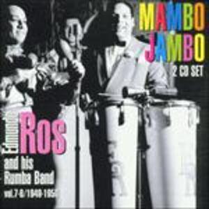 CD Mambo Jambo 7 & 8 di Edmundo Ros