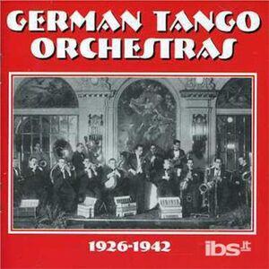 Foto Cover di German Tango 1926.1942, CD di  prodotto da Harlequin
