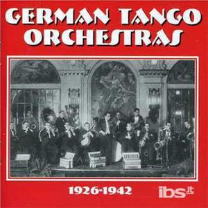 CD German Tango 1926.1942