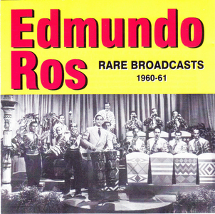 CD Rare Broadcasts 1960-1961 di Edmundo Ros