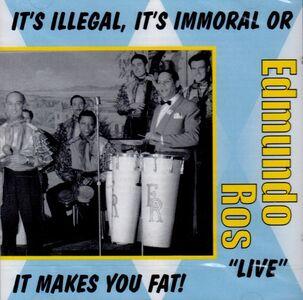 CD It's Illegal It's Immoral di Edmundo Ros